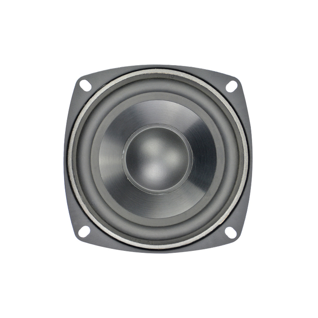 AIYIMA 1Pcs Audio Woofer Speakers 4Ohm 30W 4Inch Midrange Bass External Magnetic Speaker Car Audio Home Outdoor Loudspeakers