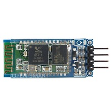 HC-06 wireless Bluetooth UART module Serial Port Transparent Transmission Slave Bluetooth Transceiver module for Arduino