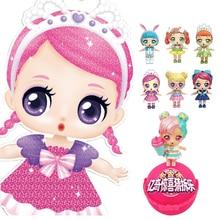Fashion DIY lol EKI Surprise Dolls Kids Toys Princess Doll Lol baby ball with Gift Box for Girls Children dolls Present
