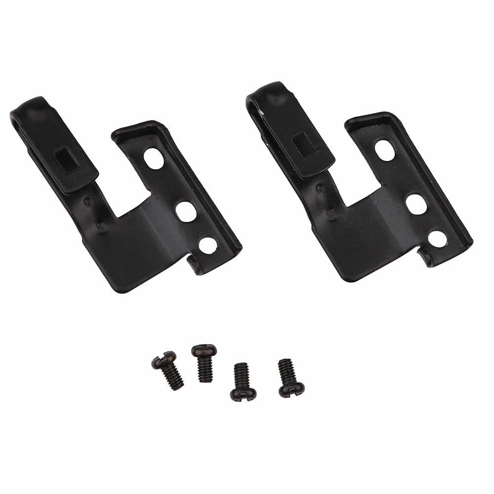 2019 New Pair Metal Front Universal Windshield Wiper Blade Arm Adapter Connection Cable  Kit 892 21001 101 Drop Shipping