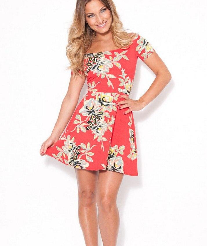 Nice Christmas Party Dresses: 2015 Dress Women Fashion Summer Autumn Holiday Beach