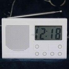 Комплект радиоприемника, ЖК дисплей, FM радио, 72 108,6 МГц
