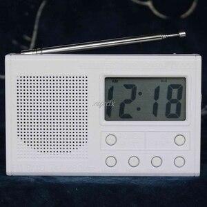 Image 1 - Juego de Radio FM con pantalla LCD, dispositivo electrónico de Radio FM con rango de frecuencia de 72 108,6 MHz, venta al por mayor y envío directo