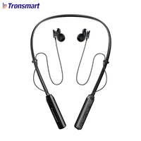 Tronsmart Encore S2 Bluetooth Wireless Earphone DSP IPX34 Waterproof Superior Sound Headset For Gaming Sport Neckband