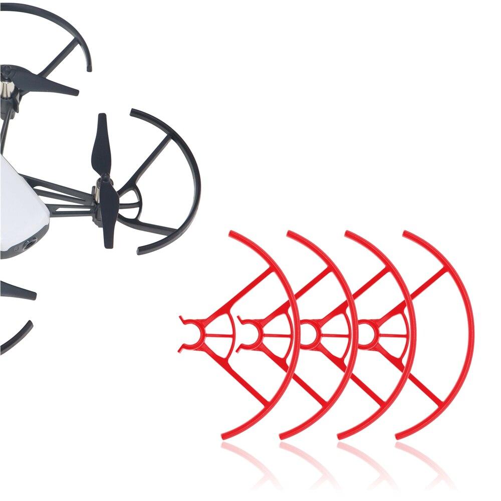 Quick Release Propeller Guard Protector For DJI Ryze Tello FPV Drone Quadcopter Prop Bumper Drone Protective Accessories