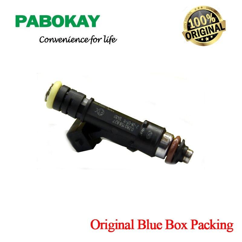 4x New 1700cc High Impedance EV1 Fuel Injectors Replaces 0280158827