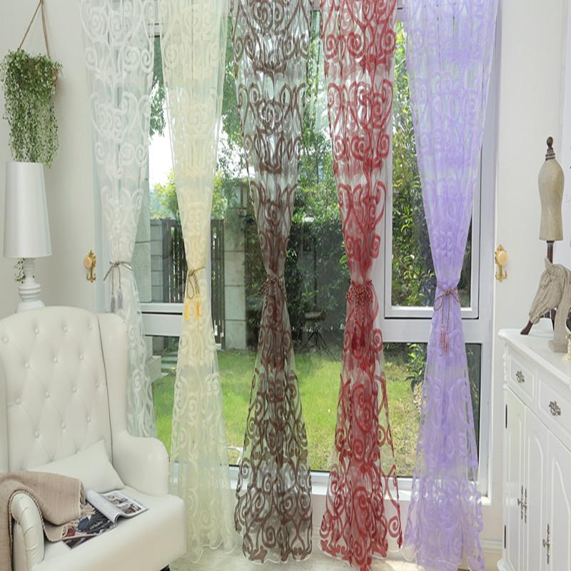 cortina de tul envo gratis diseo moderno tela cortina de tul gasa tul ventana de