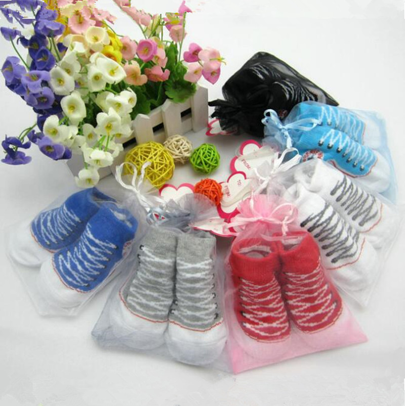 Suitable For 0-12 Months Baby Gift Cotton Baby Socks Indoor Shoes Infant Sock New Born Socks Children Shoes Clothing Accessories