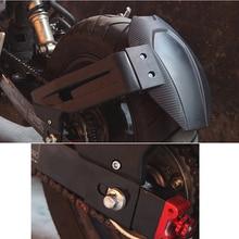 Motorcycle Back Fender Sandboard Waterproof Baffle Suitable