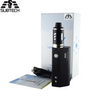 New 80w box kit E cigarette Built in 2600mah vape box mod OLED display vape pen liquid for electronic cigarette tank vape kits