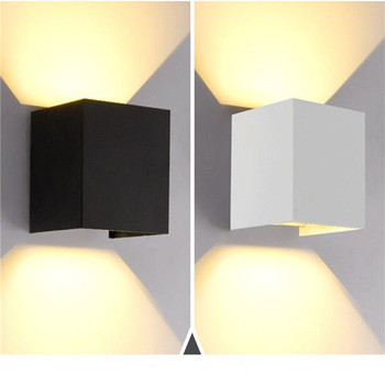 Refund to 3pcs 12W LED Wall Light Outdoor IP65 Waterproof Indoor Wall Lamps Living Room Porch Garden balcony Lamp