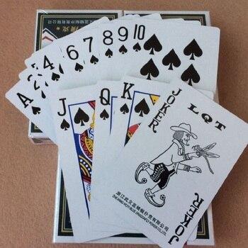 Juego De Cartas De póker De 10 Juegos, Cartas De póker, tablero...