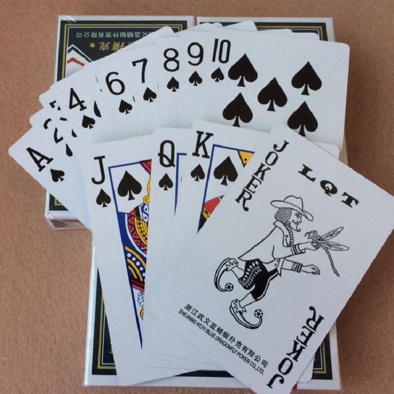 Tienda Online 10 Sets Poker Barajas De Cartas Boardgame Baralho