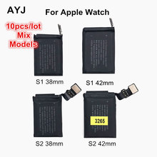 AYJ Original Battery For Apple Watch Series 1 Series 2 38mm 42mm Replacement Real Capacity Series1 Series2 Build-in Battery цена