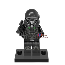 Single Sale star wars superhero Imperial Death Trooper building blocks model bricks toys for children brinquedos menino