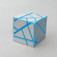 Plastic Magic Cube 3x3x3 Strengthened Version Magic Cube Colorful Learning Educational Toy Classic Birthday Gift For