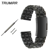Quick Release Stainless Steel Watchband for Diesel DZ DW CK Famar Timex Armani