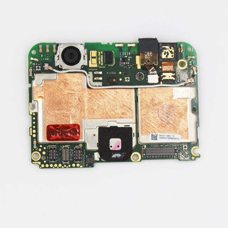 100% DÉBLOQUÉ 128 gb travail Pour Google Nexus 6 p Carte Mère D'origine Pour Google Nexus 6 p Carte Mère H1511 3g RAM 128 gb ROM