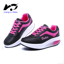 Women Running Shoes Swing Platform Ladies Trainers Fitness Running Shoes Krasovki Women Ankle Boots Sneakers zapatillas mujer