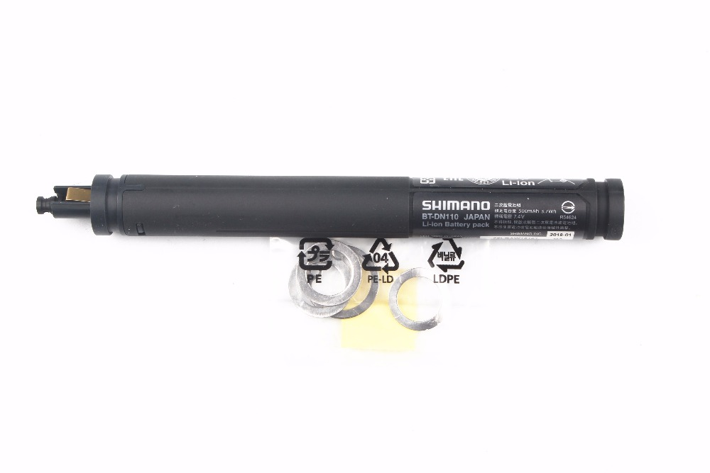 Batterie de Recharge interne Shimano Di2 DN110 pour XTR/Dura Ace/Ultegra