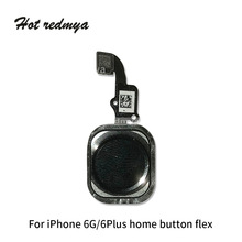 Get more info on the Home Button Assembly Flex Cable For iPhone 6 6G 6Plus Sensor Ribbon Complete Spare Parts Replacement for Iphone 6 Home Button