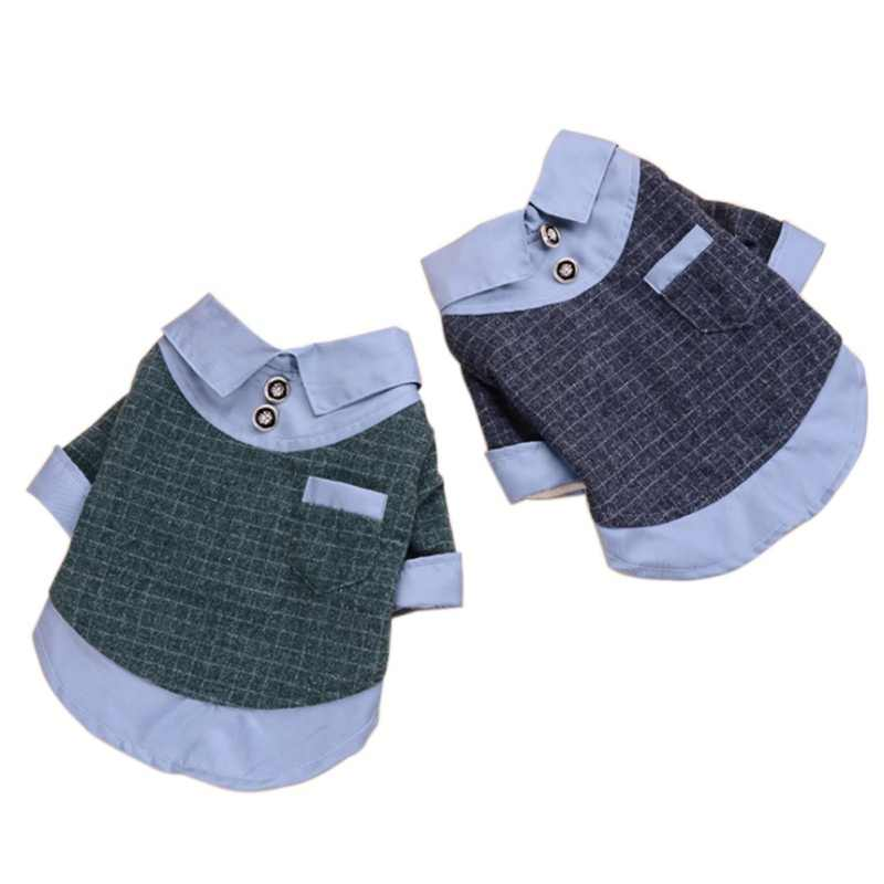 Новое пальто на собаку, для питомца куртка на лето и весну одежда для щенка, котика свитер Костюмы для маленьких собак, маленькие собачки чихуахуа