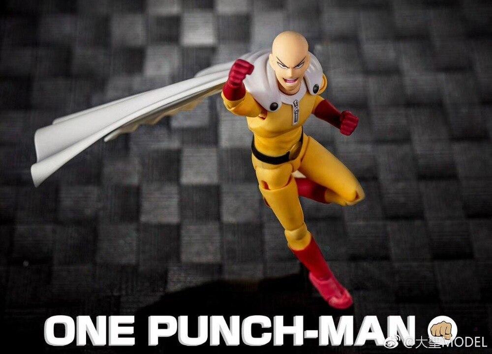 Dasin Model DM One Punch Man S.H.Figuarts SHF PVC Action Anime Toys Figure