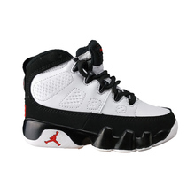 4491cf70893fe2 Kids Basketball Shoes AIR US JORDAN 9 The Spirit LA Oreo Space Jam  Anthracite Bred Black. 6 Colors Available