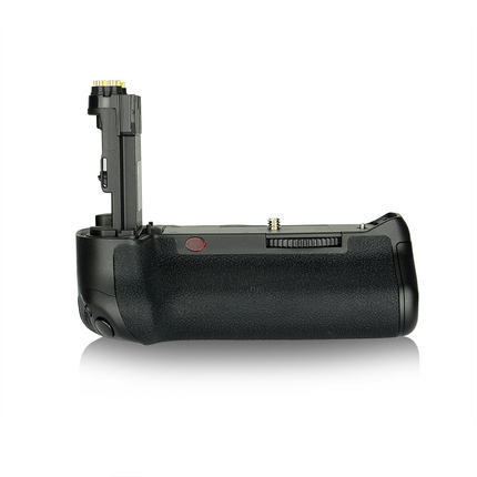 Poignée de batterie BG E16 + télécommande IR + support de batterie LP E6 + support de batterie AA pour Canon 7D mark II 7D2.-in Extensions de batterie from Electronique    2