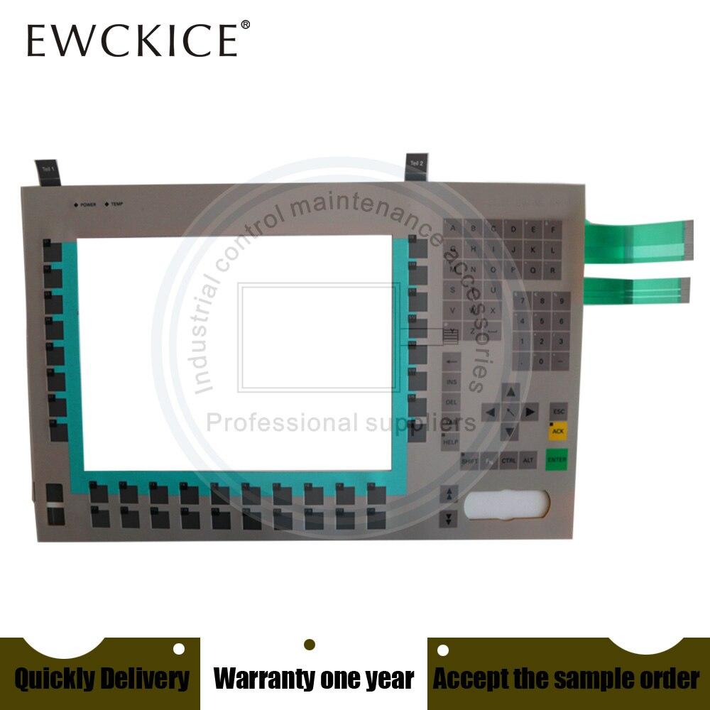 NEW PANEL PC670-12 6AV7723-1BC10-0AD0 6AV7 723-1BC10-0AD0 HMI PLC Membrane Switch keypad keyboard цены