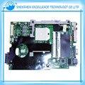 Motherboard laptop original para asus x8aac k40ac k40ab integrado notebook mainboard totalmente testado e frete grátis