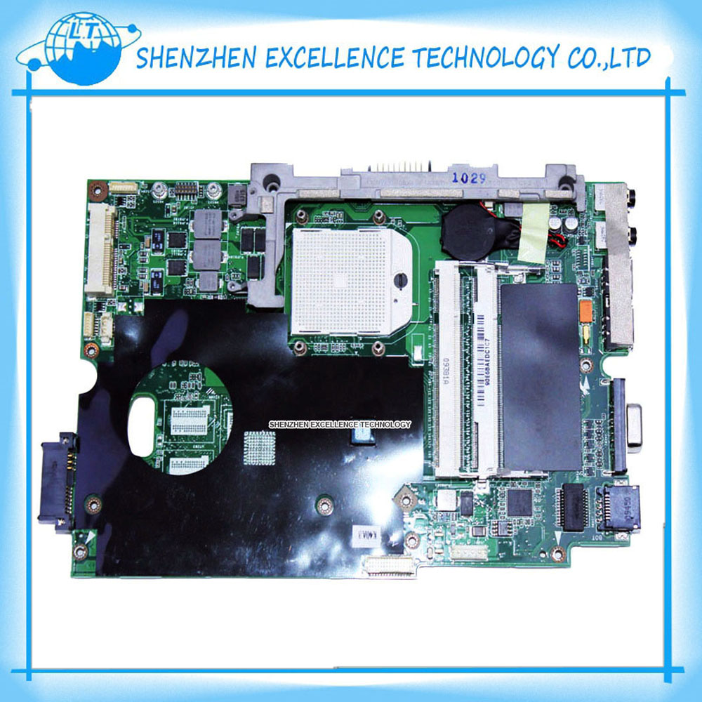 Original Laptop Motherboard For Asus X8AAC K40AC K40AB Integrated notebook mainboard fully tested and free shipping asus g31 motherboard g31tlm g31tlm2 fully integrated g31tm v1 0 lot