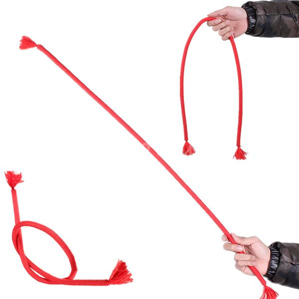 Hot Sale Magic Stiff Rope Close Up Street Trick Kids Party Show Bend Soft Tricky Magic Trick Toy Comedy image