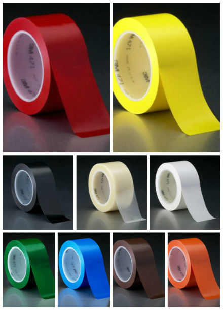 3M 471 pvc floor/safety marking tape/hazard warning tape 25.4mmX33M/roll 45mm black and yellow self adhesive hazard warning safety tape marking safety soft pvc tape