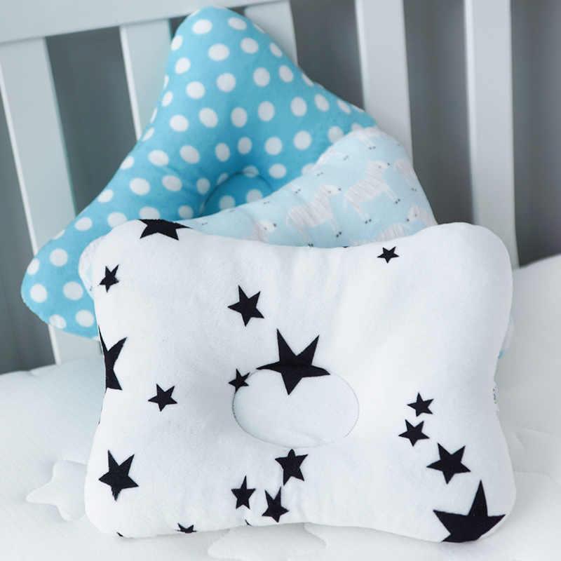 Muslinlife 1Pcsเด็กทารกหมอนAnti Roll SleepingหมอนคอหัวหมอนMultifunctional Dropship