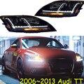 TT головной светильник  1999 ~ 2005/2006 ~ 2013! a4  A5  A8  TT противотуманная фара  автомобильные аксессуары  Q3  Q5  Q7  TT головной светильник  S3 S4 S5 S6 S7 S8; TT задн...