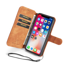 Case for iPhone XR X XS Max 6 6s 7 8 plus Lurxury Man 2 in 1
