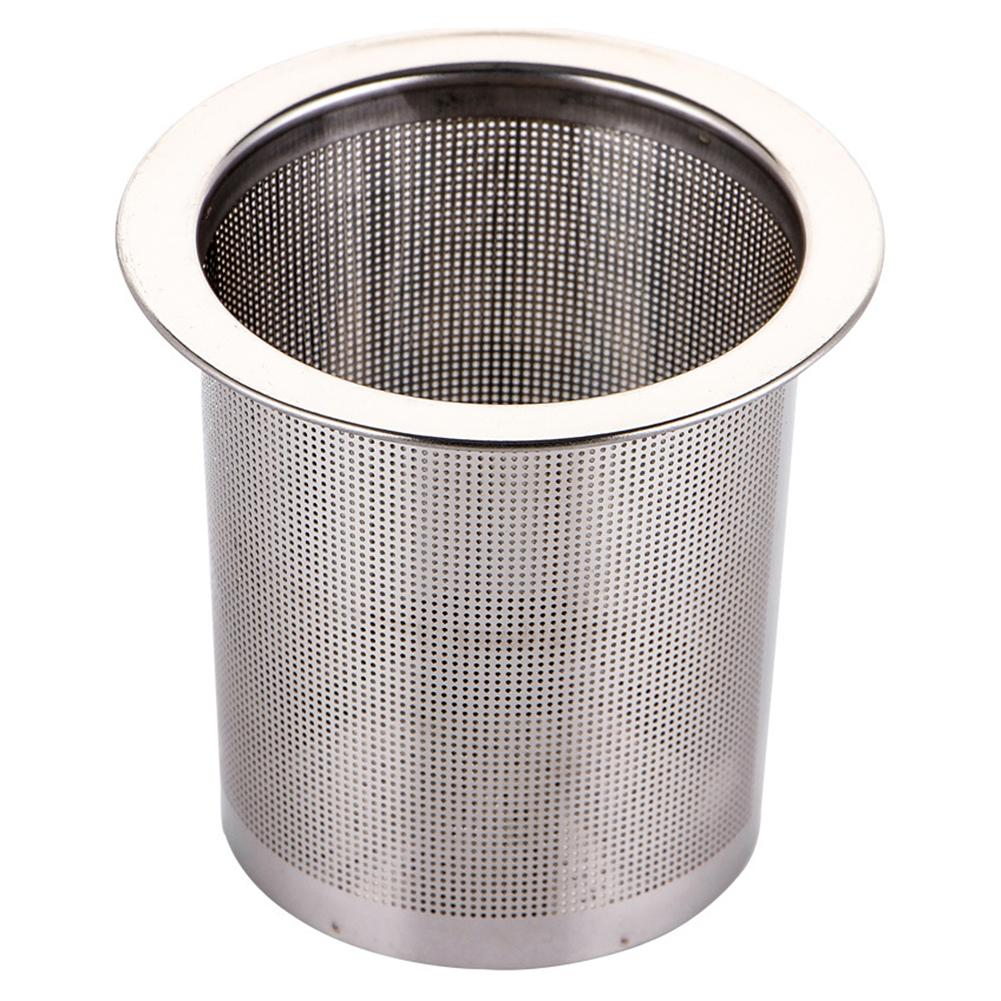 Stainless Steel Tea Strainer Mesh Tea Infuser Reusable Strainer Loose Tea Leaf Spice Filter Tea Strainer for Teapot 40Stainless Steel Tea Strainer Mesh Tea Infuser Reusable Strainer Loose Tea Leaf Spice Filter Tea Strainer for Teapot 40