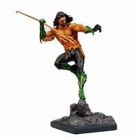 Aquaman Statue Ver. Justice League Aquaman PVC Action Figure Collectible Model Toy