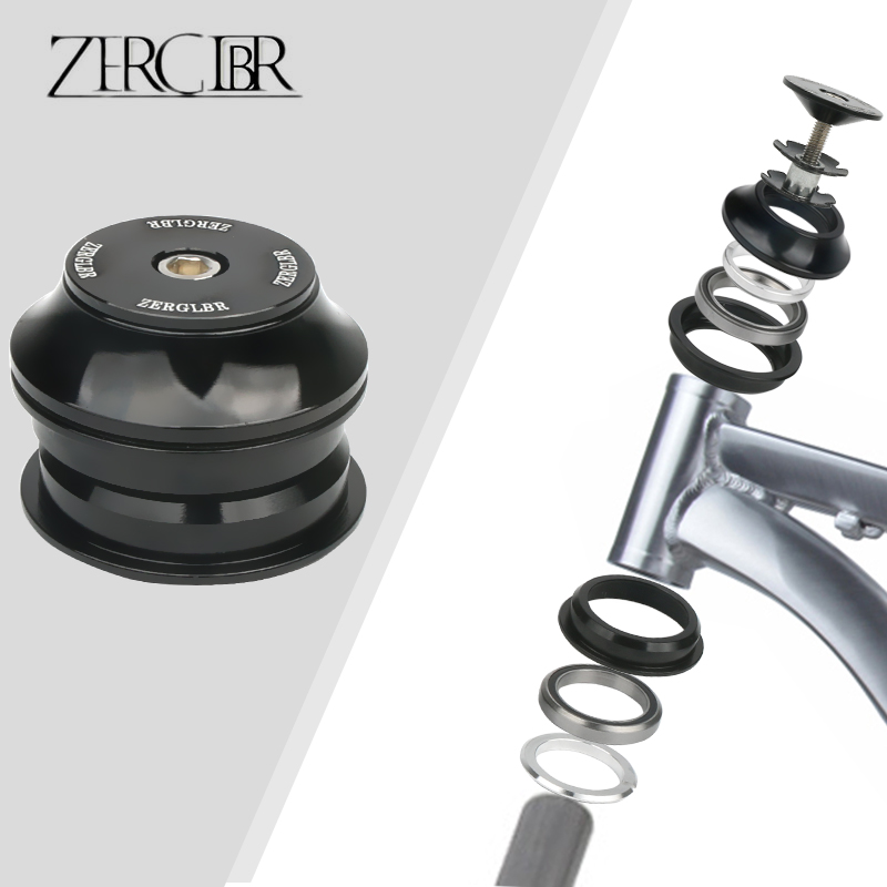 ZERGLBR mountain bike head tube road car bearing bearing bowl group 44mm fork Wrist External group