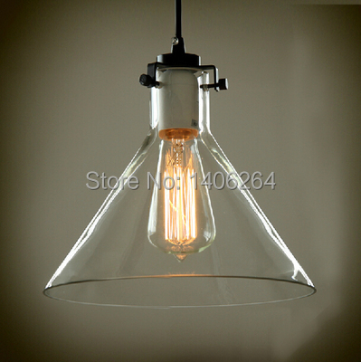 Vintage Nordic Glass Industrial Hanging Pendant Light Shade Ceiling Lamp Cafe Bar Hall Club Store Restaurant Balcony Corridor vintage loft industrial edison flower glass ceiling lamp droplight pendant hotel hallway store club cafe beside coffee shop