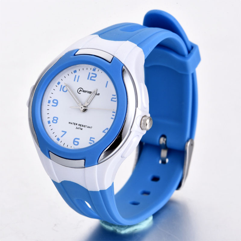 Watch Boy Belt Waterproof Bracelet Gift Girl Fashion Children's New Trend Quartz Luminous