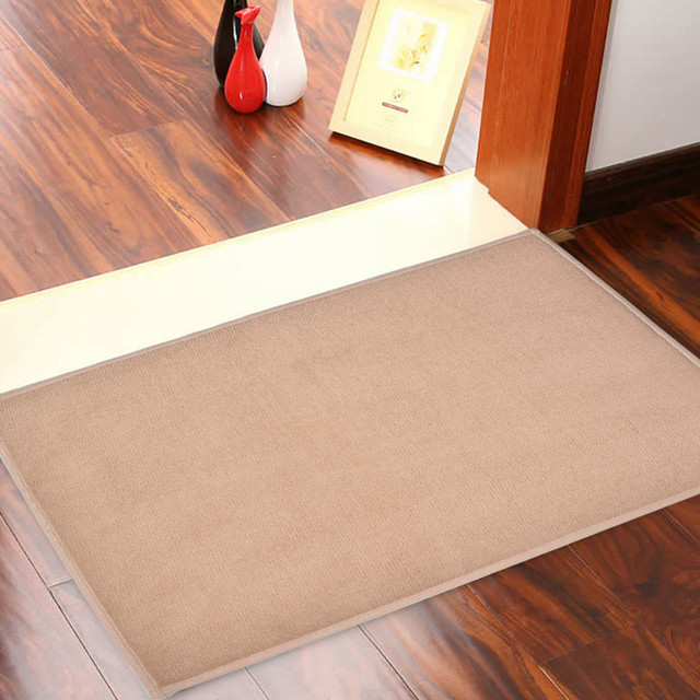Simple Nordic Style Door Mat Outdoor Rug Bathroom Kitchen Anti slip ...