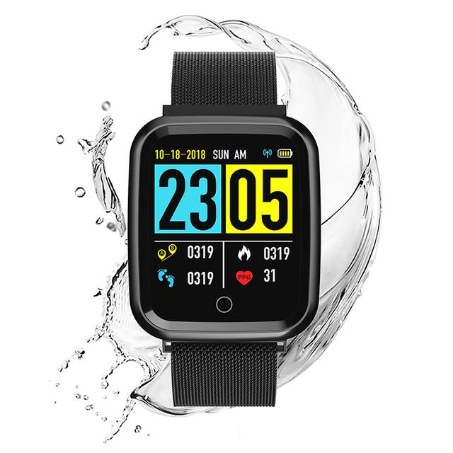DAROBO N99 Heart Rate Monitor Smart watch Women Men Fitness Tracker Sport IP68 Waterproof Smartwatch for Android IOS apple