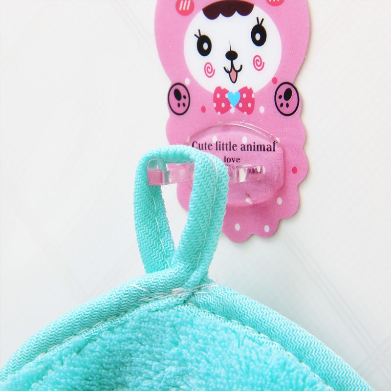 Soft Children's Cartoon Animal Hanging Wipe 4