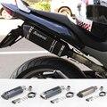 Бесплатная доставка akrapovic глушитель для мотоцикла escape moto с <font><b>db</b></font> killer выхлопные системы для honda benelli msx125 nmax EP01