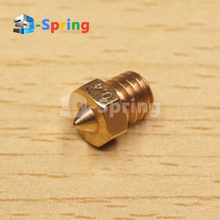 2 IN 1 OUT Multi Multi Kleur Cyclops Nozzle 0.2 0.4 0.6 0.8mm Koper (NIET Messing) m6 voor 1.75mm 3D Printer Extruder Hotend(China)