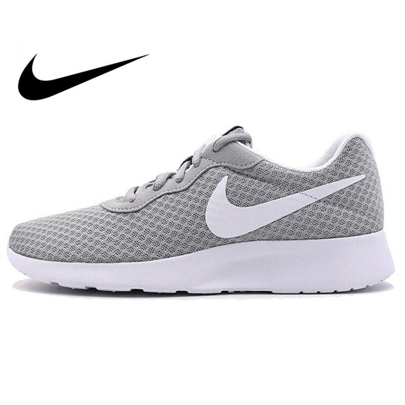 Originale Autentico Nike WMNS TANJUN delle Donne Traspirante Runningg Scarpe Sport Outdoor Scarpe Da Ginnastica Comode di Buona Qualità 812655-010