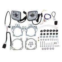 Светодио дный поворотов Вождение туман свет для Honda Goldwing GL1800 12-17 F6B Валькирия