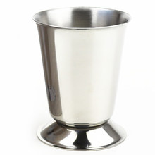 Measuring Cup, 304 Stainless Steel Measuring Cup Measuring Glass, Ounce Cup, Mixing Drink Liquid Measuring Cup 120 Ml(China)